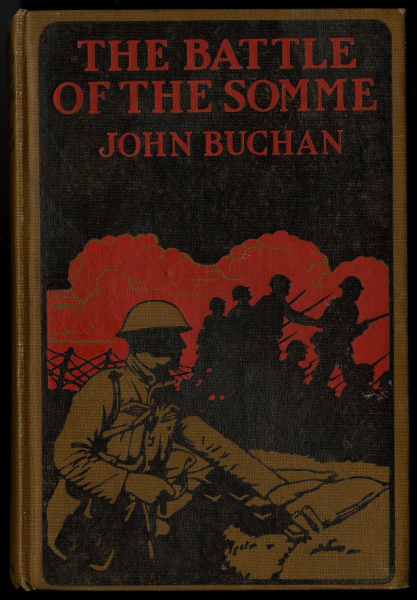 John Buchan, The Battle of the Somme (New York, 1917).