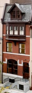 1320 Locust Street, Philadelphia. Photograph by Becker Winston Architects.