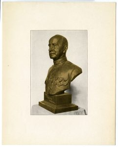 Portrait Bust of William W. Keen (ca. 1921).