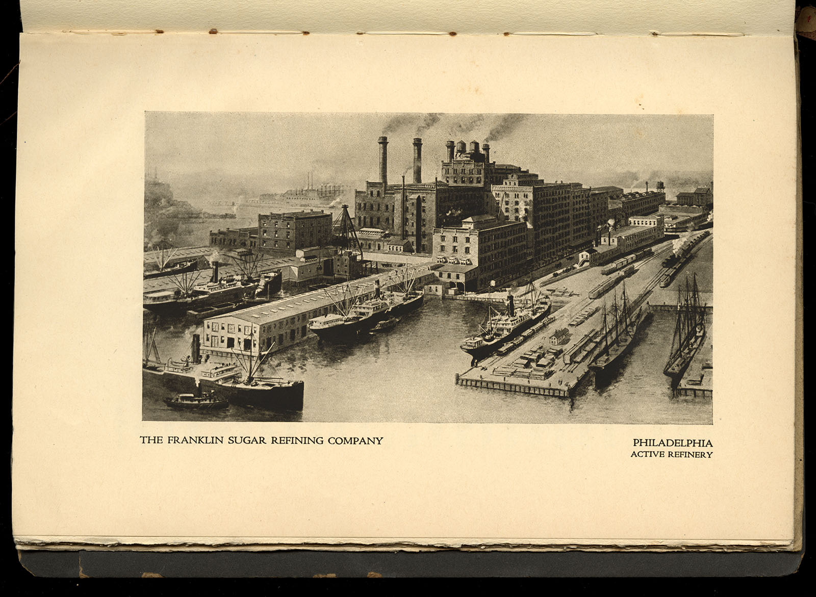 American Sugar Refining Company, A Century of Sugar Refining in the United States, 1816-1916 (New York, 1916). Gift of the author.