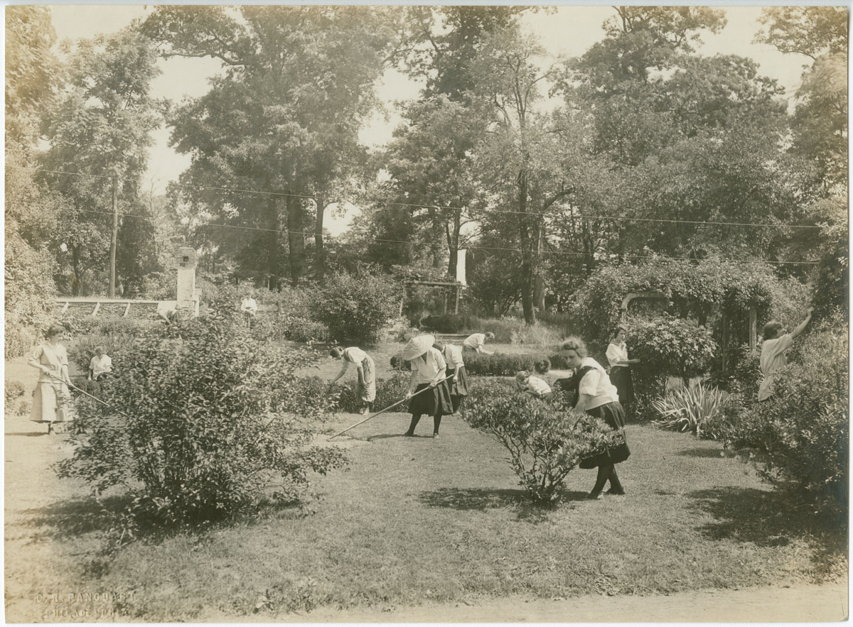 Horticulture at Little Wakefield.